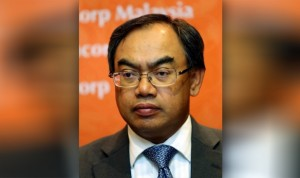 Ketua Pegawai Eksekutif, Datuk Dr Mohd Nazlee Kamal