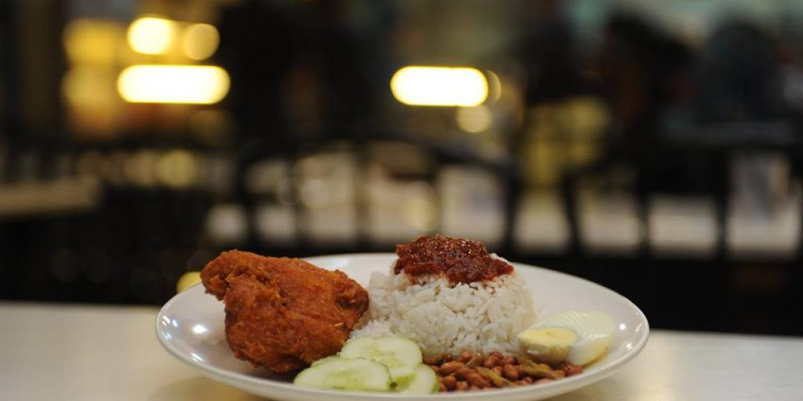 Mahathir sees potential in nasi lemak franchise for global market